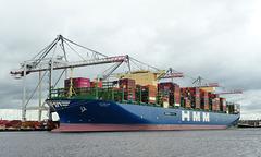 HMM Oslo at Southampton - 27 June 2020