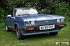 1985 Ford Capri Laser Mk3 - B799 GVV