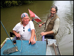 Steam Boat Tony and mate