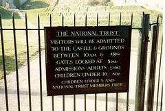 HFF - Entrance to Corfe Castle