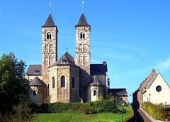 NL - St. Odilienberg - Basilica of Saints Wiro, Plechelmus and Otgerus