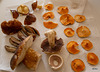 Assortment of wild mushrooms