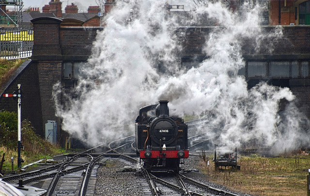 Great Central Railway Loughborough Leicestershire 9th February 2020