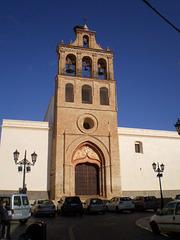 Parish Church of Saint Dominique of Guzmán.