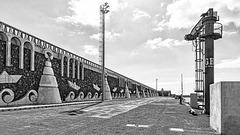 La Restinga breakwater pier