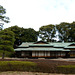 Tokyo, Suwa no Chaya Teahouse in the Garden of the Imperial Palace