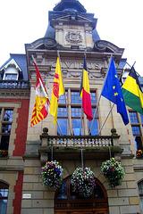 BE - Herve - Rathaus