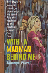 Talmage Powell - With a Madman Behind Me