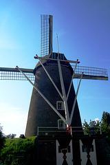 NL - St. Odilienberg - Windmill
