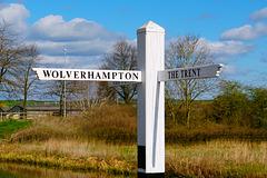 Haywood Junction, Staffordshire