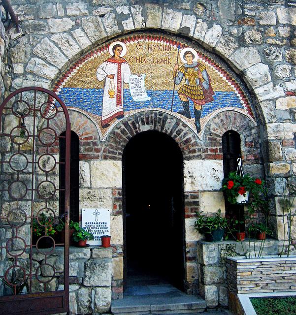 Church of Sv. Petka - detail