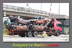 Bangers to the breakers - Newhaven - 25.6.2016