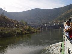 Valeira Dam.