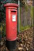GR red pillar box