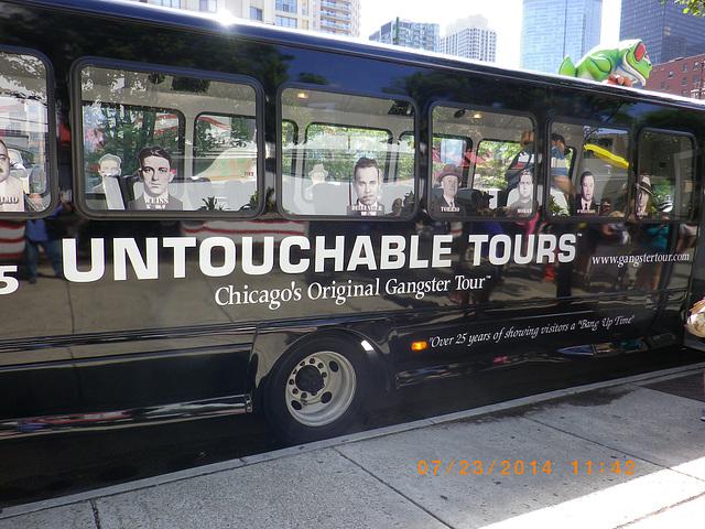 Untouchables Tour