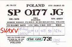 QSL SP-0177-JG