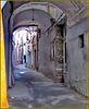Tunisi : una viuzza nella parte più antica della città