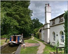 Lapworth Bottom  Lock, Stratford-upon-Avon canal