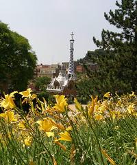 Parque Güell ( Barcelona )