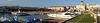 SAINT RAPHAEL: Panorama du port 02.