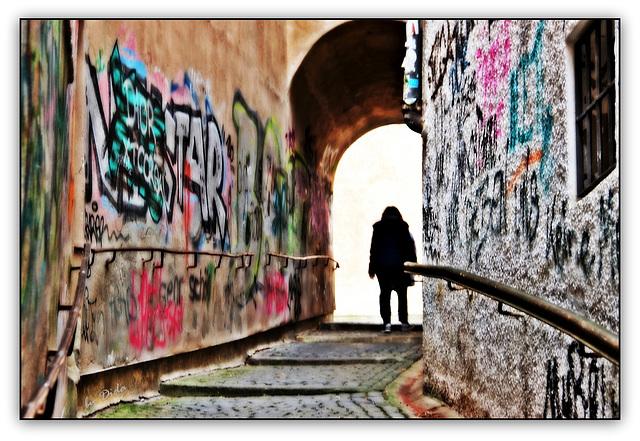 Geh doch in die Oberstadt... (Go to the upper town...)