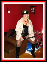 Madame Caliente dicte la loi