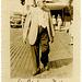 Walking in St. Petersburg, Florida, 1952-53