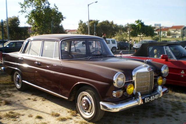 Mercedes-Benz 1968.