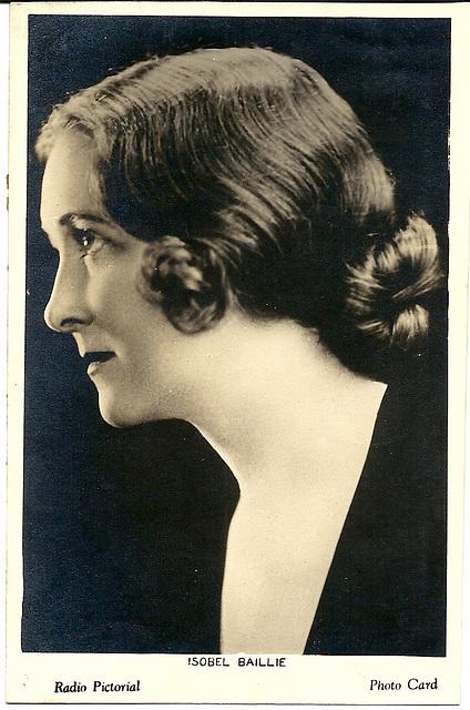 Isobel Bailie