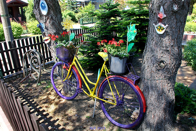 Happy Fahrrad Friday ;-)