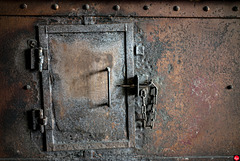 Details aus der Kohlenwäsche, Zeche Zollverein (5 x PiP)