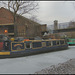 iced-up canal at Mount Place