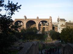 Maxentium Basilica.