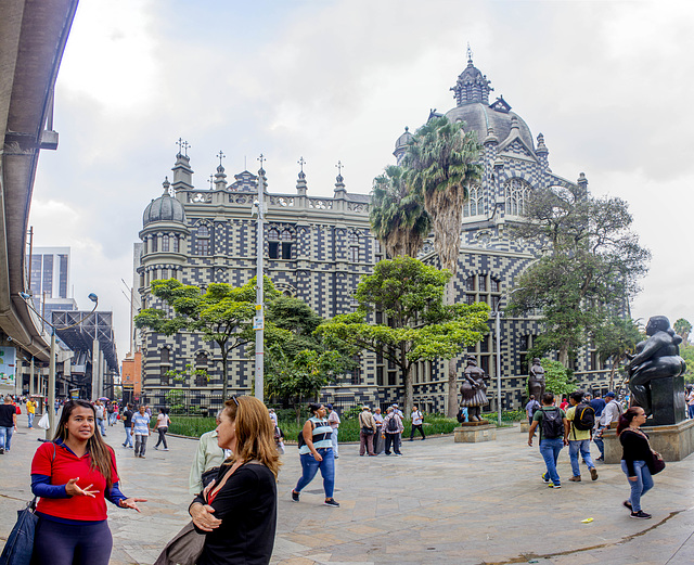Culture Palace, Medellin