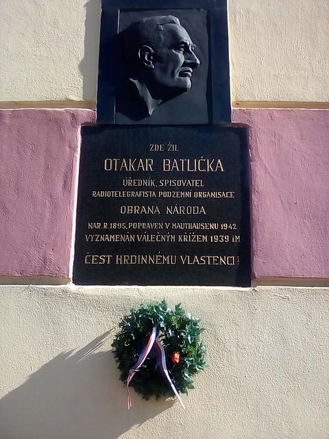 Memortabolo pri Otakar Batlička