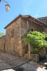 le Castrum (village) de BIRON