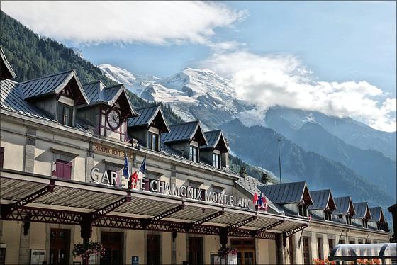 Chamonix (74) 7 septembre 2021.