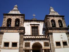 A Setúbal church.
