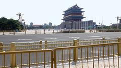 Toward Tiananmen Square