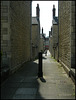 old Swindon alley