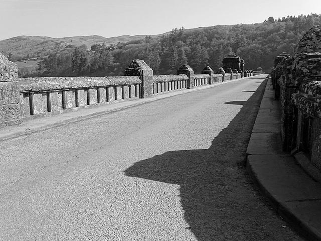 Lake Vynwy Dam