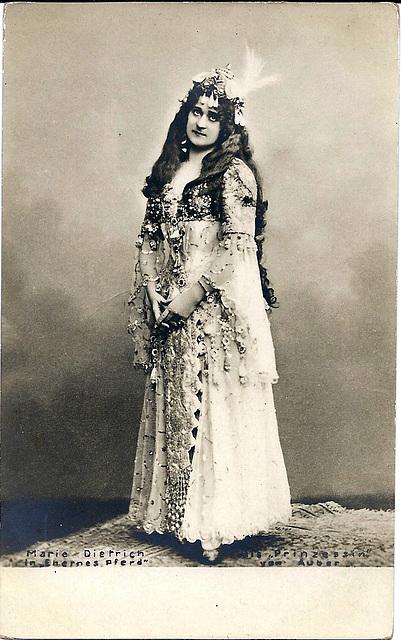 Marie Dietrich