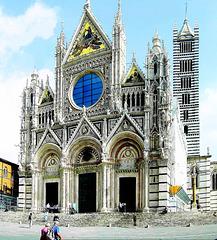 Toskana. Der Dom von Siena. ©UdoSm