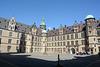 Denmark, In the Courtyard of the Kronborg Castle
