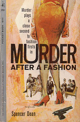 Spencer Dean - Murder After a Fashion