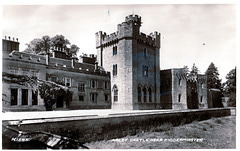 Arley Castle, Worcestershire (Demolished)