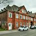 Ehem. Verwaltungsgebäude der Zeche Wiendahlsbank (Dortmund-Kruckel) / 8.03.2020