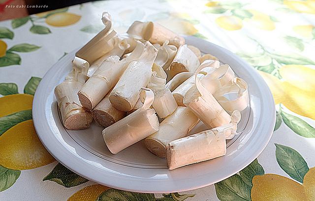 asparagus waste (good for creames & soups)