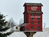Mailbox or birdhouse?