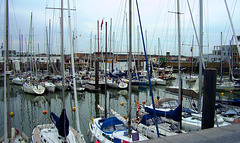 BE - Oostende - Marina